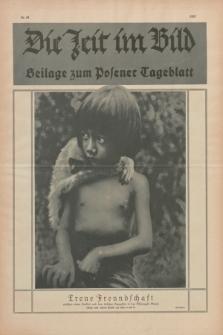 Die Zeit im Bild : Beilage zum Posener Tageblatt. 1927, Nr. 16