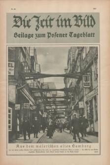 Die Zeit im Bild : Beilage zum Posener Tageblatt. 1927, Nr. 19 ([14 Oktober])