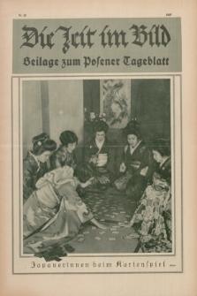 Die Zeit im Bild : Beilage zum Posener Tageblatt. 1927, Nr. 22 ([2 Dezember])