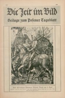 Die Zeit im Bild : Beilage zum Posener Tageblatt. 1928, Nr. 7 ([11 April])