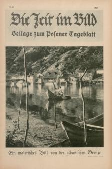 Die Zeit im Bild : Beilage zum Posener Tageblatt. 1928, Nr. 19 ([22 September])