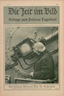 Die Zeit im Bild : Beilage zum Posener Tageblatt. 1928, Nr. 24 ([1 Dezember])