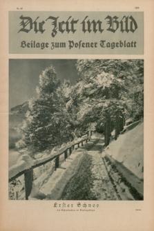 Die Zeit im Bild : Beilage zum Posener Tageblatt. 1928, Nr. 25 ([19 Dezebmer])