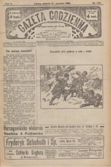 Gazeta Codzienna. R.2, nr 585 (29 grudnia 1908)