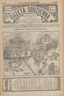 Gazeta Codzienna. R.2, nr 586 (30 grudnia 1908)