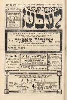 Radomer-Kielcer Leben. 1937, nr34