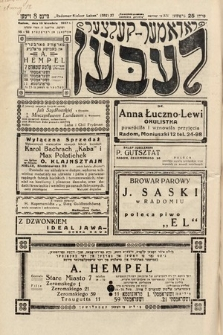 Radomer-Kielcer Leben. 1937, nr37
