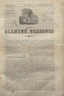 Le Glaneur de Varsovie. T.1, N. 23 (28 janvier 1842)