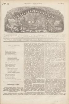 Tygodnik Mód. 1870, № 51 (17 grudnia)