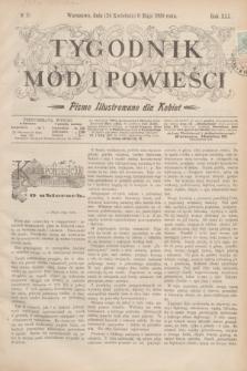 Tygodnik Mód i Powieści : pismo illustrowane dla kobiet. R.41, № 18 (6 maja 1899)