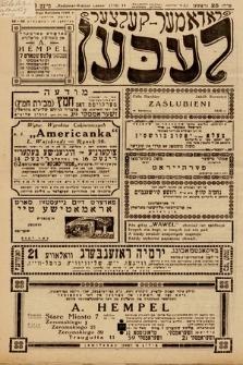 Radomer-Kielcer Leben. 1938, nr14