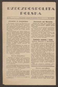 Rzeczpospolita Polska. R.4, nr 62 (19 września 1944) = nr 134