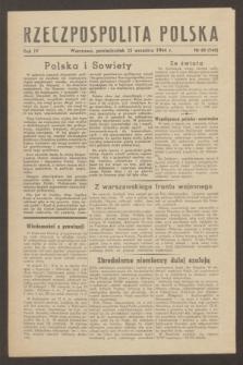 Rzeczpospolita Polska. R.4, nr 68 (25 września 1944) = nr 140