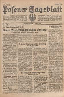 Posener Tageblatt. Jg.75, Nr. 53 (4 März 1936) + dod.