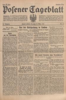 Posener Tageblatt. Jg.75, Nr. 63 (15 März 1936) + dod.