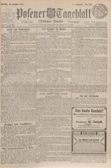 Posener Tageblatt (Posener Warte). Jg.63, Nr. 234 (10 Oktober 1924)