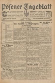 Posener Tageblatt. Jg.70, Nr. 4 (6 Januar 1931) + dod.