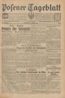 Posener Tageblatt. Jg.70, Nr. 5 (8 Januar 1931) + dod.
