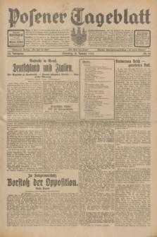 Posener Tageblatt. Jg.70, Nr. 14 (18 Januar 1931) + dod.
