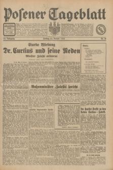 Posener Tageblatt. Jg.70, Nr. 18 (23 Januar 1931) + dod.