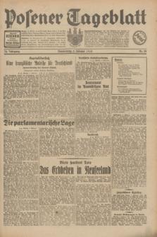 Posener Tageblatt. Jg.70, Nr. 28 (5 Februar 1931) + dod.