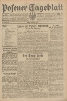 Posener Tageblatt. Jg.70, Nr. 53 (6 März 1931) + dod.