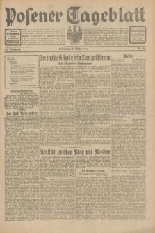 Posener Tageblatt. Jg.70, Nr. 56 (16 März 1931) + dod.