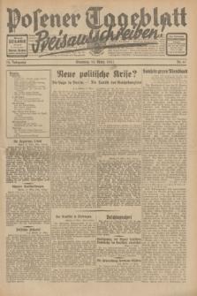 Posener Tageblatt. Jg.70, Nr. 61 (15 März 1931) + dod.