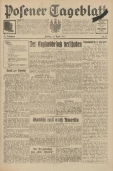 Posener Tageblatt. Jg.70, Nr. 81 (10 April 1931) + dod.