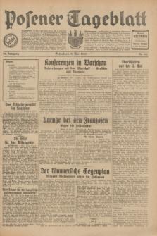 Posener Tageblatt. Jg.70, Nr. 100 (2 Mai 1931) + dod.