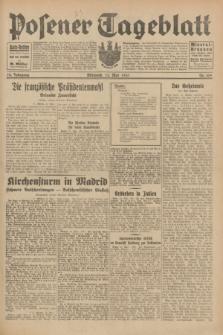 Posener Tageblatt. Jg.70, Nr. 109 (13 Mai 1931) + dod.