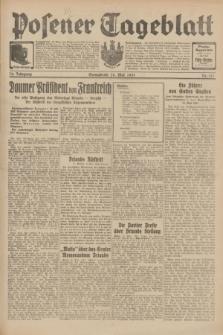 Posener Tageblatt. Jg.70, Nr. 111 (16 Mai 1931) + dod.