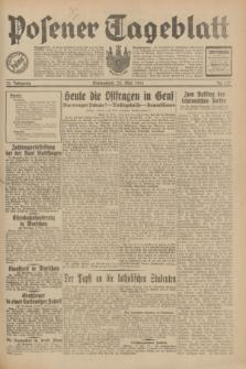 Posener Tageblatt. Jg.70, Nr. 117 (23 Mai 1931) + dod.