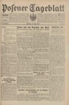 Posener Tageblatt. Jg.70, Nr. 119 (27 Mai 1931) + dod.