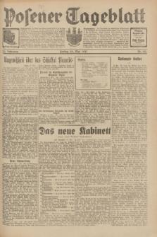 Posener Tageblatt. Jg.70, Nr. 121 (29 Mai 1931) + dod.