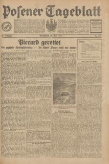 Posener Tageblatt. Jg.70, Nr. 122 (30 Mai 1931) + dod.