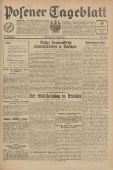 Posener Tageblatt. Jg.70, Nr. 124 (2 Juni 1931) + dod.