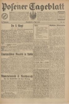 Posener Tageblatt. Jg.70, Nr. 127 (6 Juni 1931) + dod.