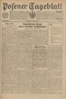 Posener Tageblatt. Jg.70, Nr. 128 (7 Juni 1931) + dod.