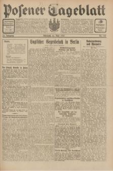 Posener Tageblatt. Jg.70, Nr. 130 (10 Juni 1931) + dod.