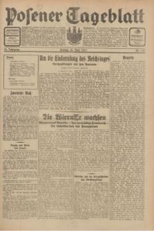 Posener Tageblatt. Jg.70, Nr. 132 (12 Juni 1931) + dod.