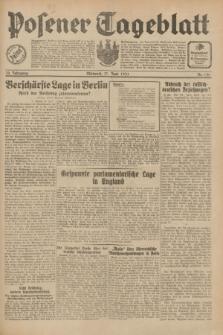 Posener Tageblatt. Jg.70, Nr. 136 (17 Juni 1931) + dod.