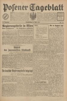 Posener Tageblatt. Jg.70, Nr. 137 (18 Juni 1931) + dod.