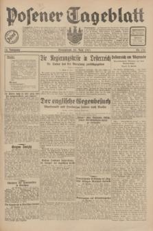 Posener Tageblatt. Jg.70, Nr. 139 (20 Juni 1931) + dod.