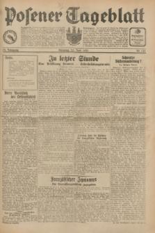 Posener Tageblatt. Jg.70, Nr. 141 (23 Juni 1931) + dod.