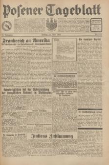 Posener Tageblatt. Jg.70, Nr. 144 (26 Juni 1931) + dod.