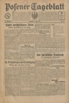 Posener Tageblatt. Jg.70, Nr. 147 (1 Juli 1931) + dod.