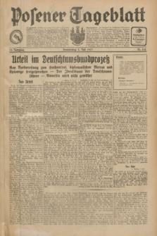 Posener Tageblatt. Jg.70, Nr. 148 (2 Juli 1931) + dod.