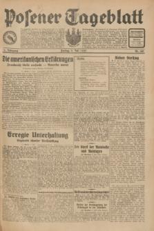Posener Tageblatt. Jg.70, Nr. 149 (3 Juli 1931) + dod.