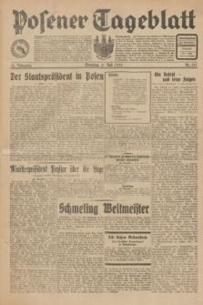 Posener Tageblatt. Jg.70, Nr. 151 (5 Juli 1931) + dod.